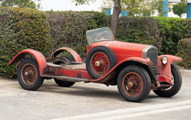1924 Peugeot T-174 S