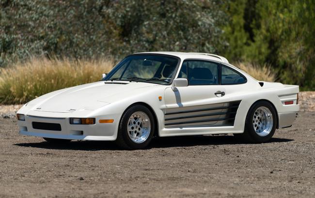 1984 Porsche 969 Turbo by Rinspeed