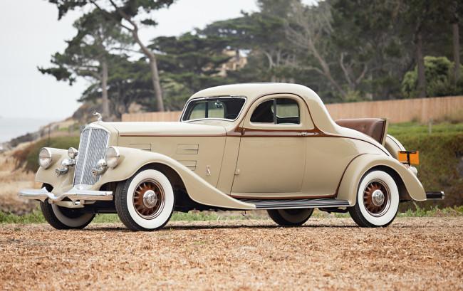 1934 Pierce-Arrow 840A Coupe