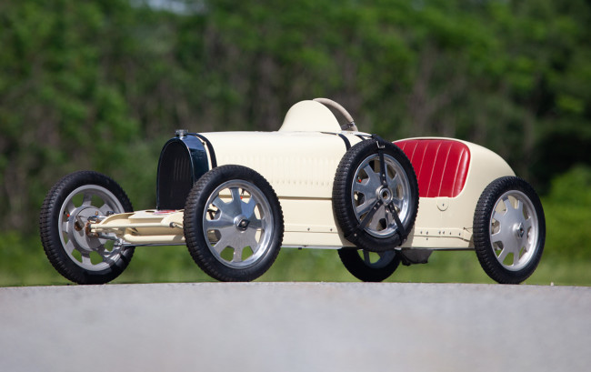 1928 Bugatti Type 52 Bebe